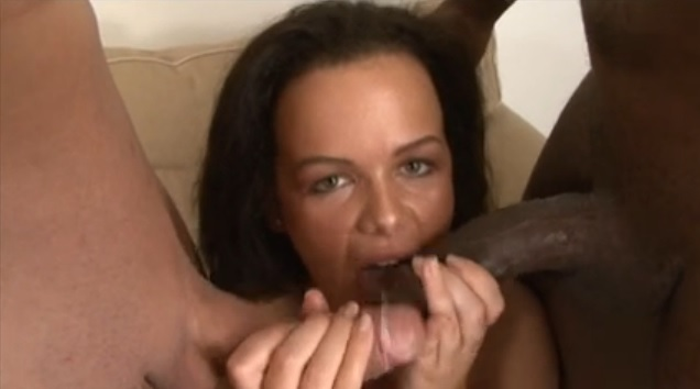 DOBLE PENETRACION ANAL INTERRACIAL